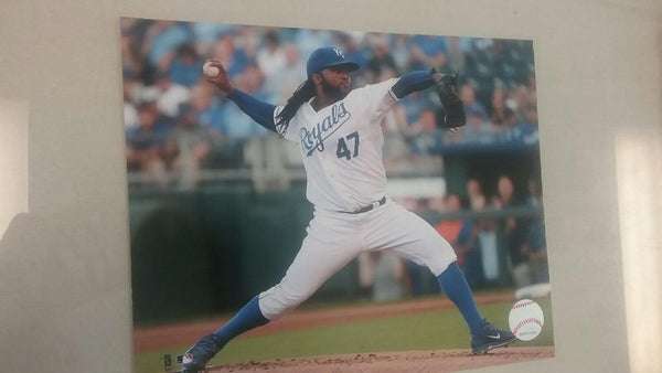 "Kansas City Royals Johnny Cueto Glossy 8""x10"" Photo"