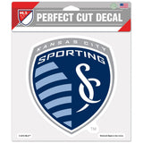 Sporting Kansas City Perfect Cut Color Decal 8