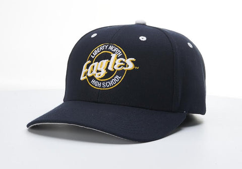 Liberty North Eagles Velcro Adjustable 514 Hat by Richardson