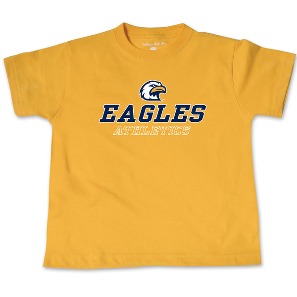 Liberty North Eagles Athletics Gold Toddler T-Shirt