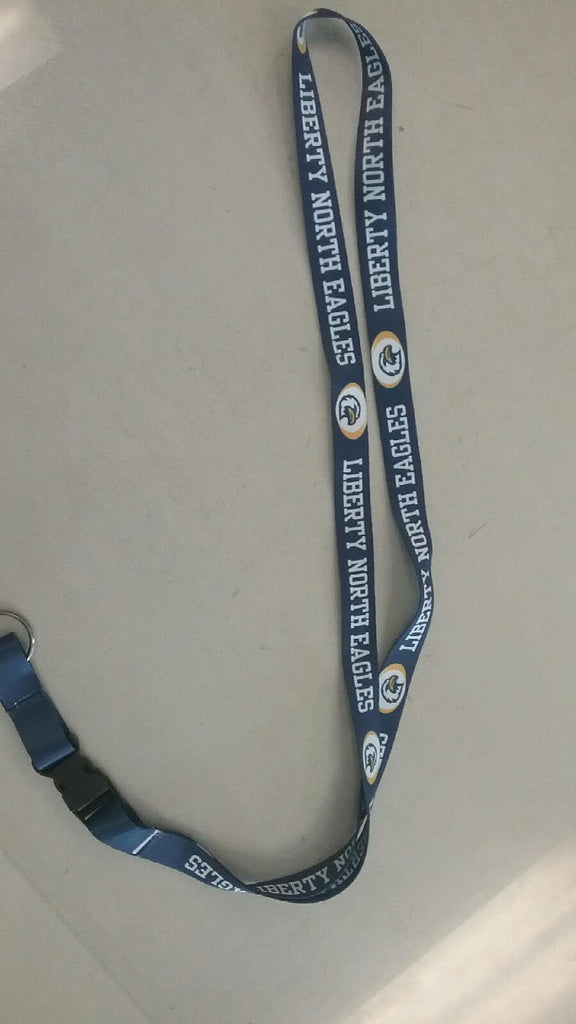 Liberty North Eagles Breakaway Lanyard