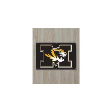 Missouri Tigers Premium Quality Fan 2'x3' Banner by Party Animal