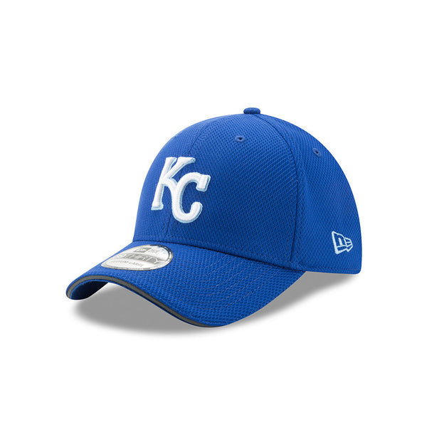 Kansas City Royals Flash Stripe 39THIRTY Hat by New Era
