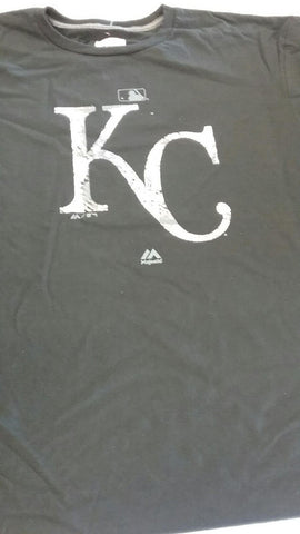 Kansas City Royals Clubhouse Triple Peak T-Shirt by Majestic