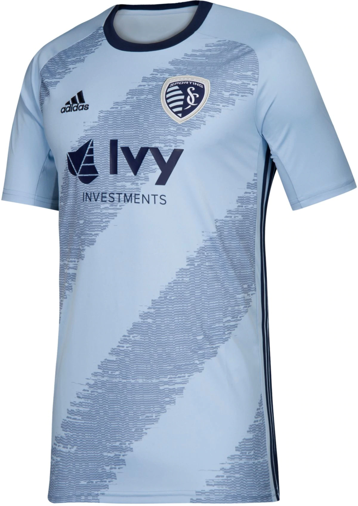 sports shoes 9ca6b 97102 Sporting Kansas City 2018 Authentic Jersey by adidas | MO ...