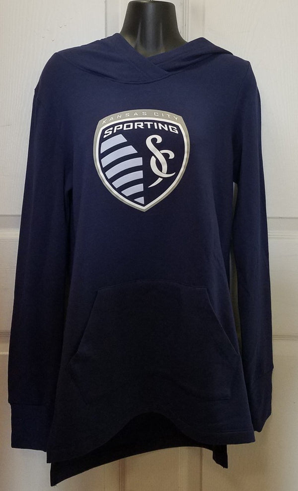 Sporting Kansas City Versalux Pullover Hoodie by Fanatics