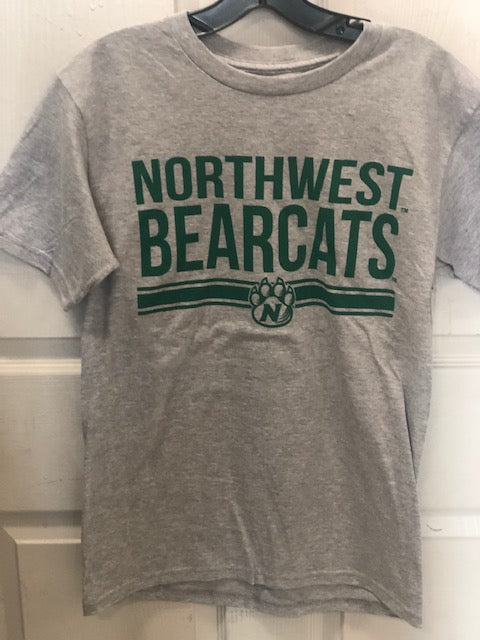 Northwest Bearcats T-Shirt by Blue 84
