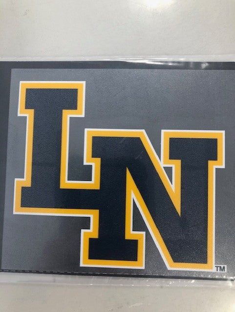 Liberty North Eagles (LN) Decal