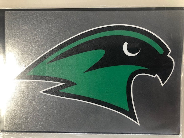 Staley Falcons Automotive Decal