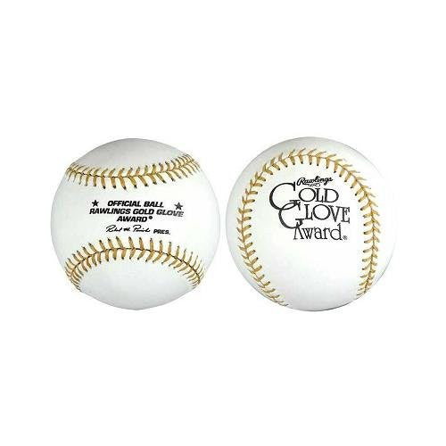 Official Gold Glove Baseball by Rawlings