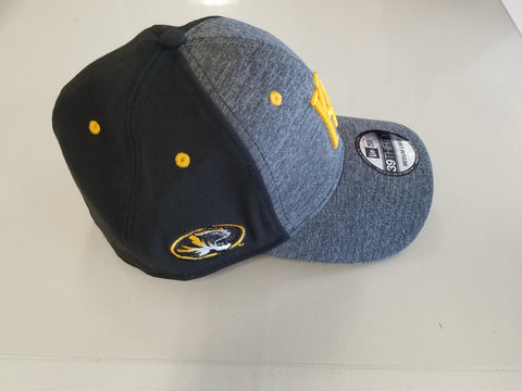 newest 3ea16 d541e ... netherlands kansas city royals missouri tigers shadow tech black gray  39thirty hat by new era 84bac