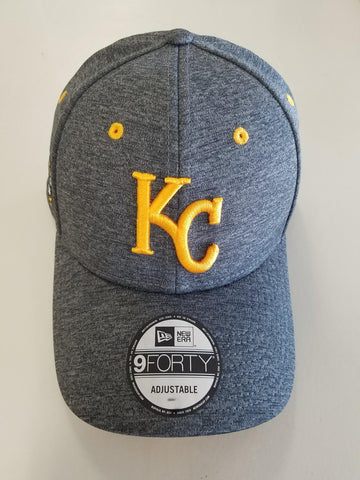 Kansas City Royals Missouri Tigers Shadow Tech Adjustable 9FORTY Hat by New Era