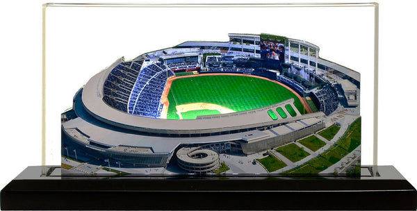 "Kansas City Royals LED Illuminated Home Field Display-Large 19"" w/ Display"