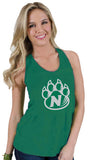 Northwest Missouri State Ladies Katie Twist Tanktop