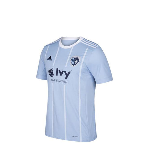 Sporting Kansas City Youth 8-20 Replica 2017 Primary Jersey by adidas