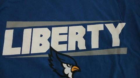 Liberty Blue Jays Youth Royal T-Shirt