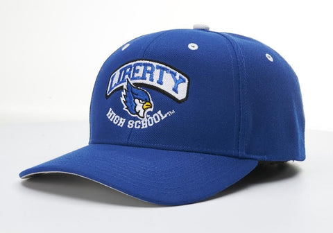 Liberty Blue Jays Royal Blue 514 Velcro Adjustable Hat by Richardson
