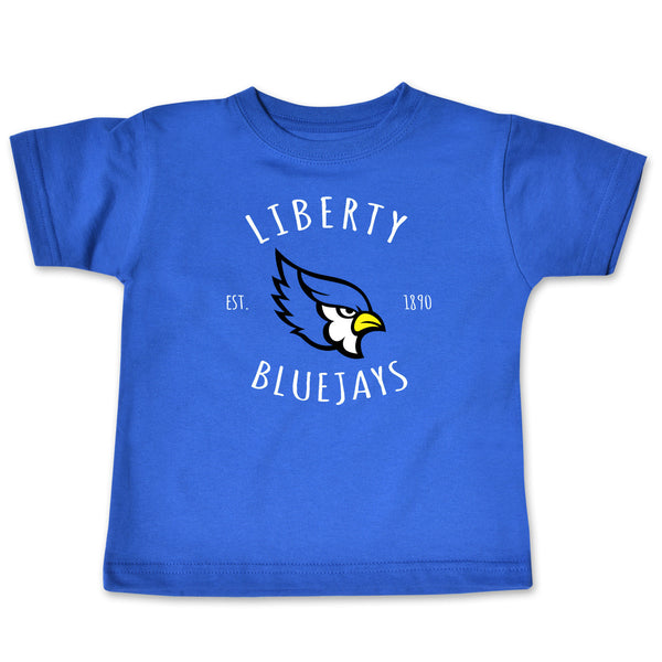 Liberty Blue Jays Infant Royal Blue T-Shirt