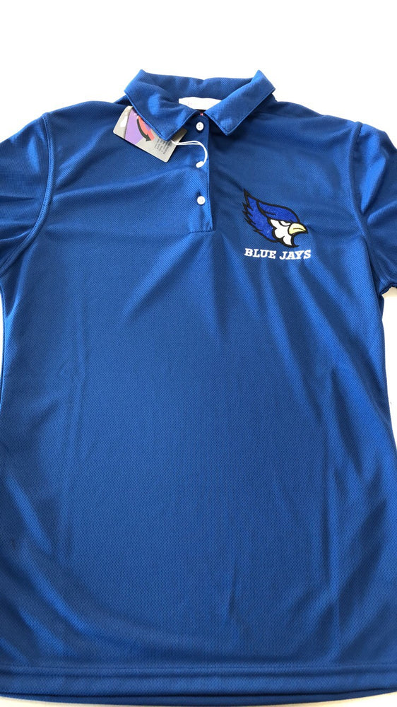 Liberty Blue Jays Ladies Polo Shirt by Champion