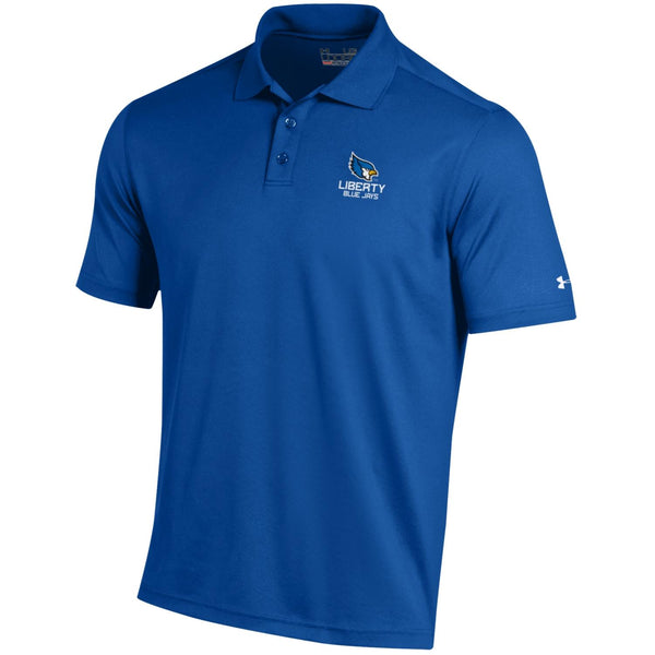 Liberty Blue Jays Performance Polo by Under Armour