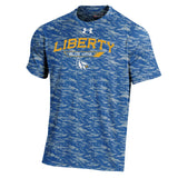 Liberty Blue Jays Sublimated HeatGear T-Shirt by Under Armour