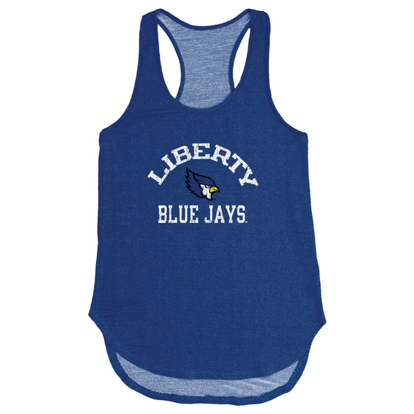 Liberty Blue Jays Danville Premium Terry Tanktop by Blue 84
