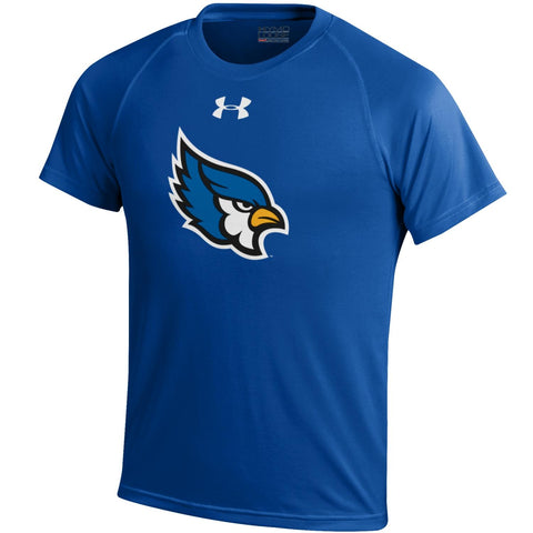 Liberty Blue Jays Youth Royal Short Sleeve Performance NuTech T-Shirt by Under Armour