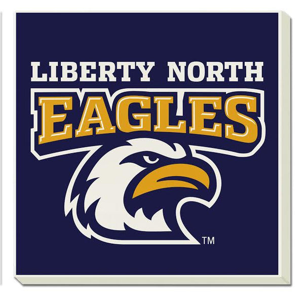 Liberty North Eagles 2 Pack Absorbent TerraCoaster Coasters