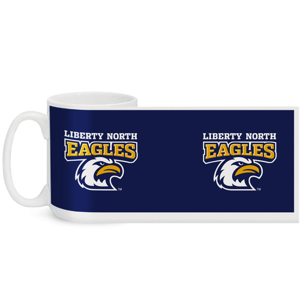 Liberty North Eagles ColorMax 15oz. Coffee Mug