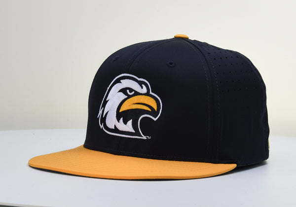 Liberty North Eagles Navy w/ Gold Bill Flexfit PTS30 Mesh Hat by Richardson