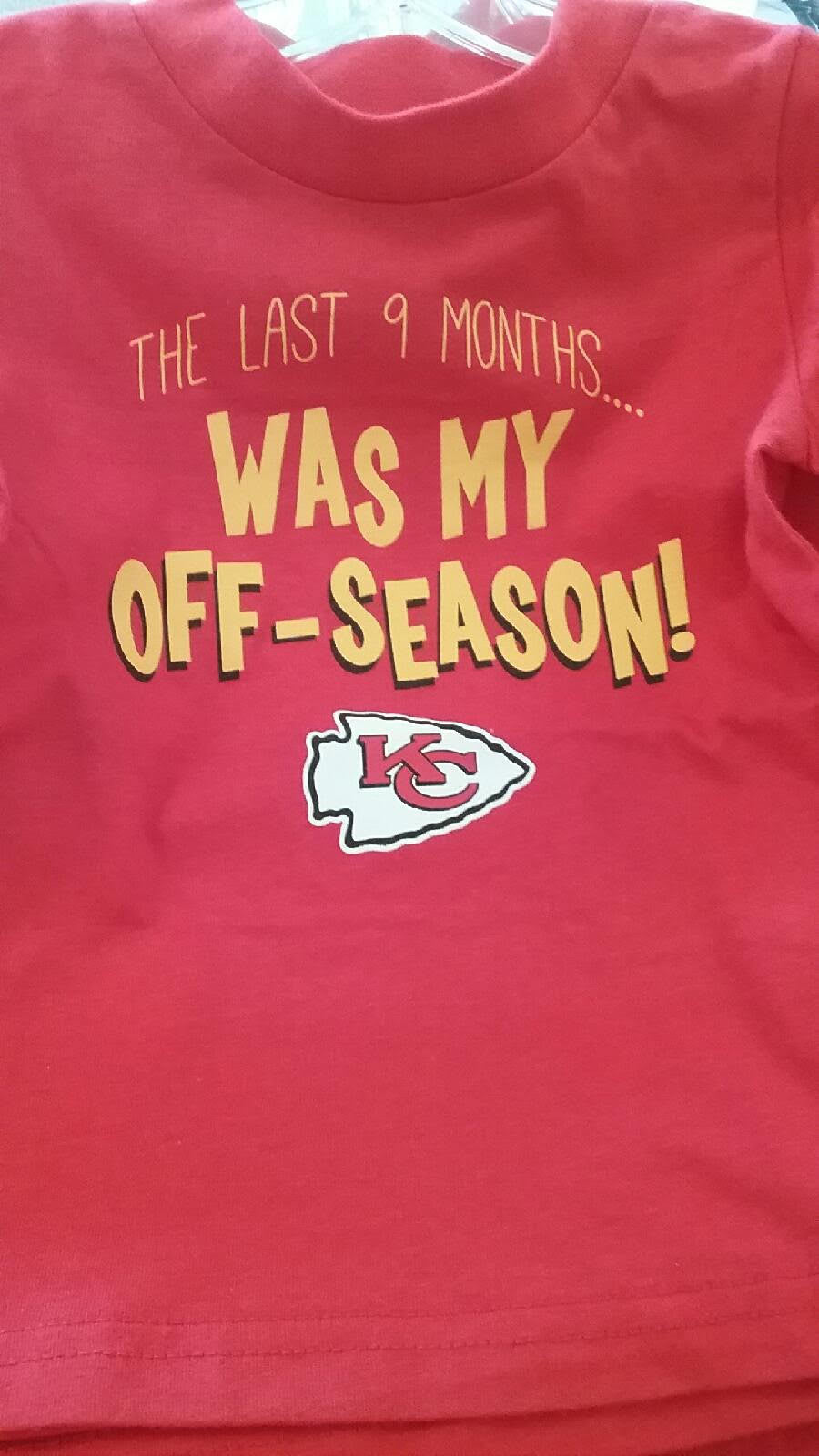 factory authentic 0290f 3a7be Kansas City Chiefs Infant