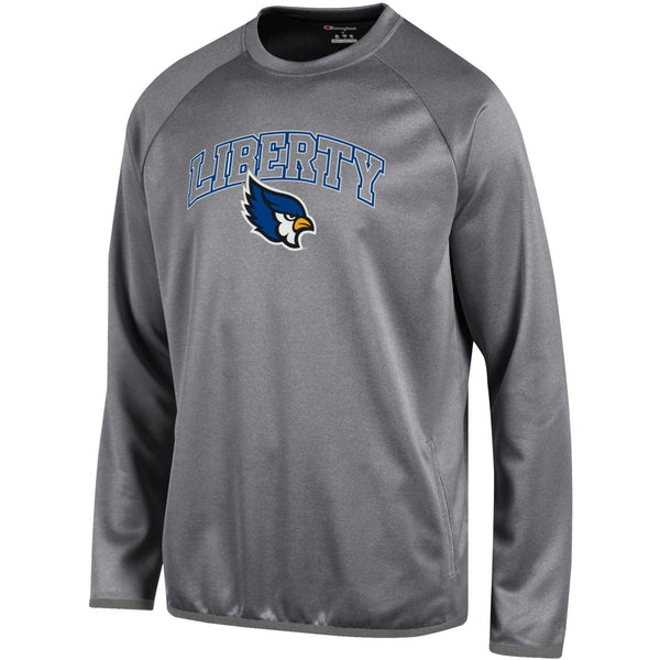 Liberty Blue Jays Convergence Crew Sweatshirt by Champion