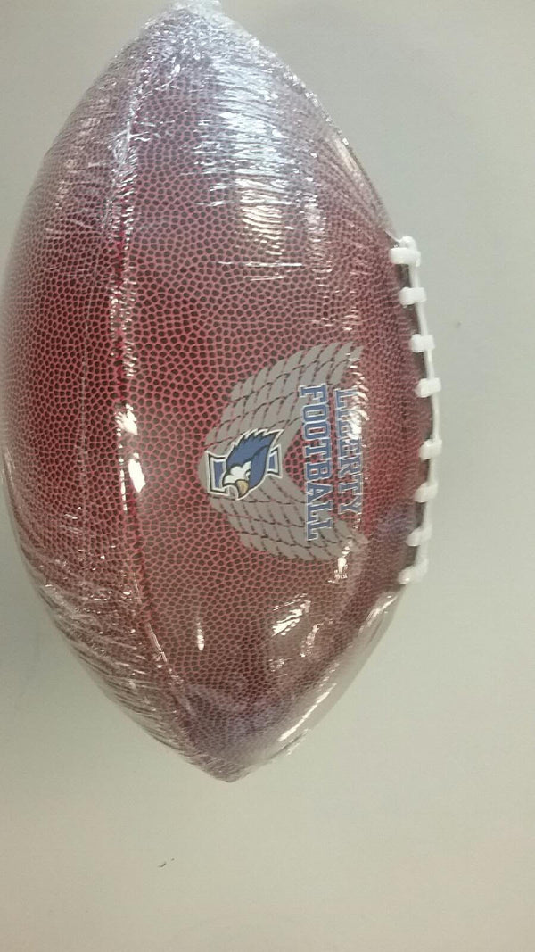 Liberty Blue Jays Full Size Football