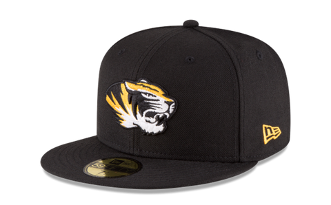 Missouri Tigers Fitted 59FIFTY Hat by New Era