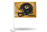 Missouri Tigers Car Flag Helmet Design by Rico Tag
