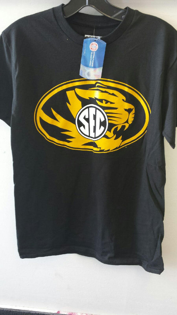 Missouri Tigers Conference Standard T-Shirt by Majestic