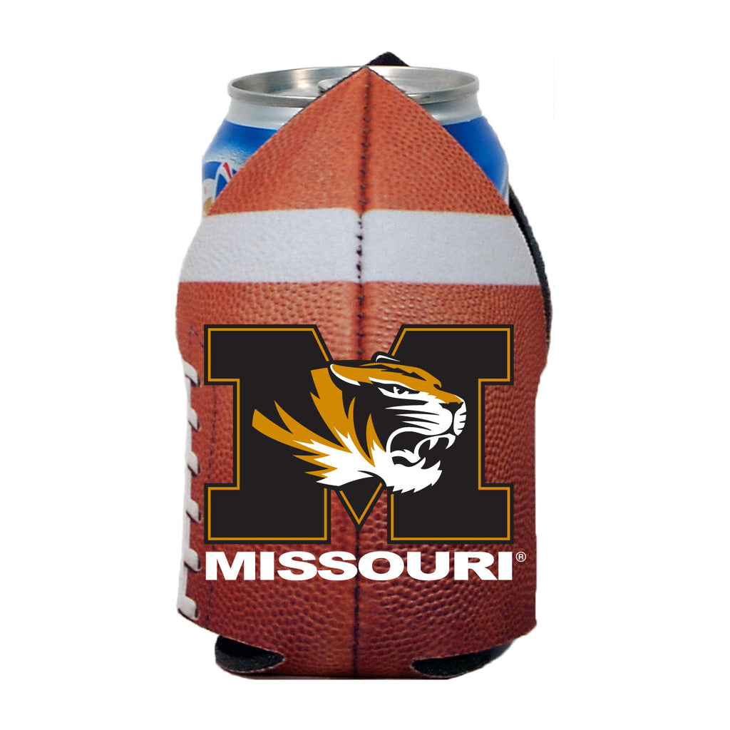 Missouri Tigers Football Collapsible Coozi by Kolder