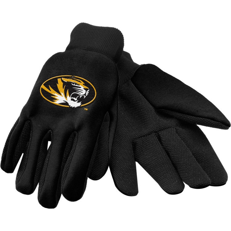 Missouri Tigers Utility Gloves by Forever Collectibles