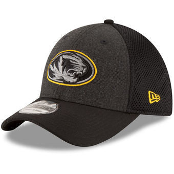 Missouri Tigers Heathered Neo 39THIRTY Hat by New Era