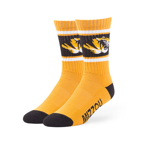 Missouri Tigers Compression Socks by '47 Brand