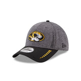 Missouri Tigers Youth Jr. Speed Tech Adjustable 9FORTY Hat by New Era