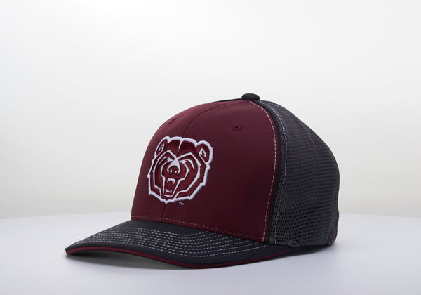 Missouri State University FlexFit Mesh Back 172 Hat by Richardson
