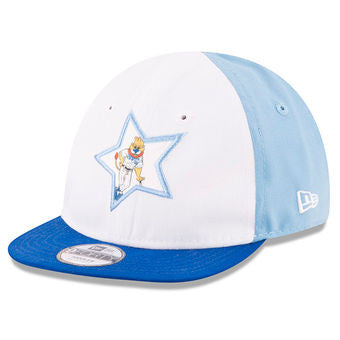 Kansas City Royals Toddler Mascot Star Stretch Adjustable Hat by New Era