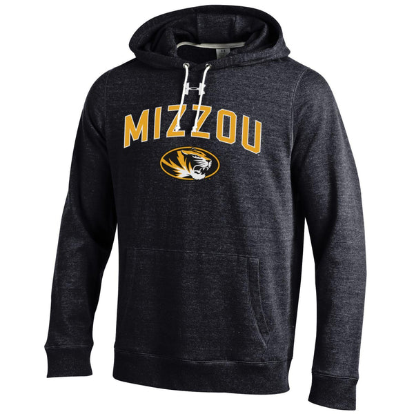 Missouri Tigers Tri Blend Hooded Sweatshirt by Under Armour