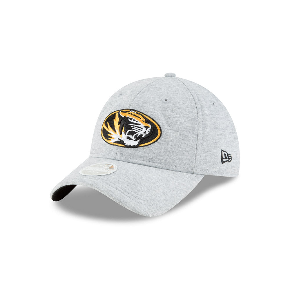 Missouri Tigers Ladies Grayed Glimpse 9TWENTY Adjustable Hat by New Era