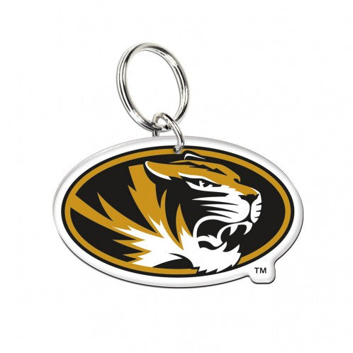 Missouri Tigers Premium Acrylic Key Ring by Wincraft