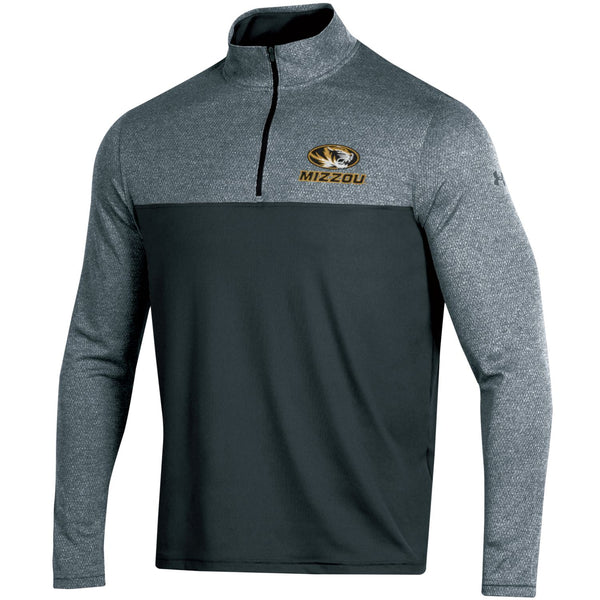 Missouri Tigers Scratch 1/4 Zip Pullover by Under Armour