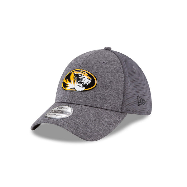 Missouri Tigers Shaded Luster 39THIRTY Hat by New Era