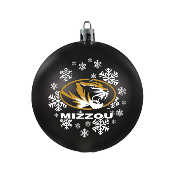 Missouri Tigers Ornament - Shatterproof Ball