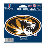 Missouri Tigers Die Cut Magnet 4.5